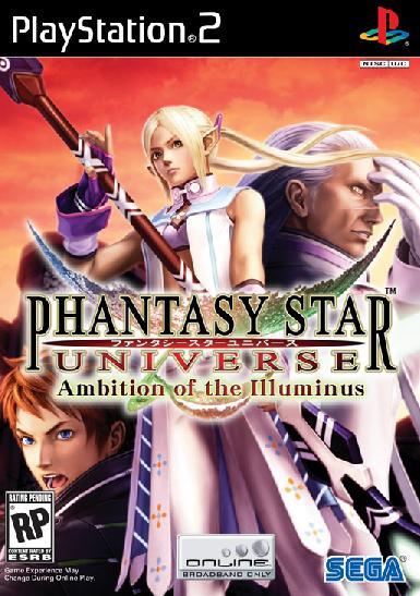 Descargar Phantasy Star Universe Ambition Of The Illuminus [English] por Torrent